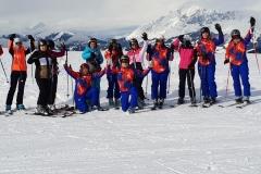 Damenausfahrt 2019 in der Flachau